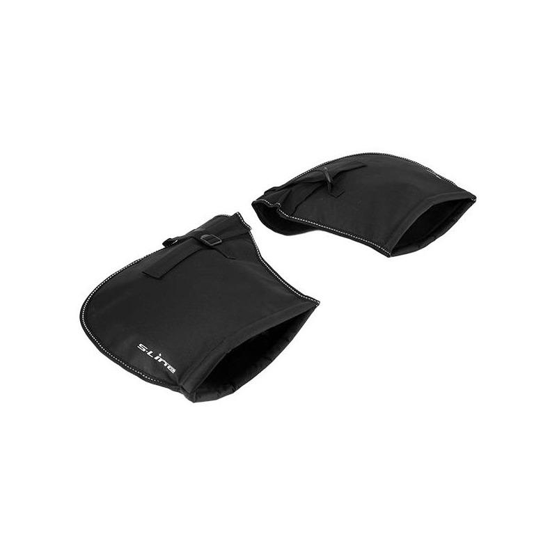 Manchons de guidon S-Line Scooters hiver noir