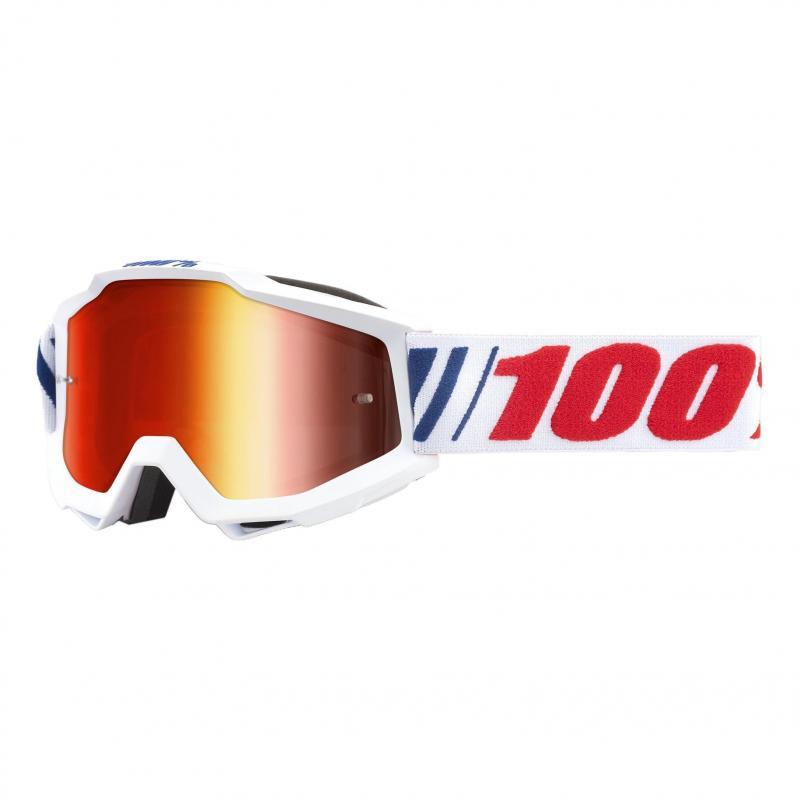 Maque cross 100% Accuri AF066- écran miroir rouge