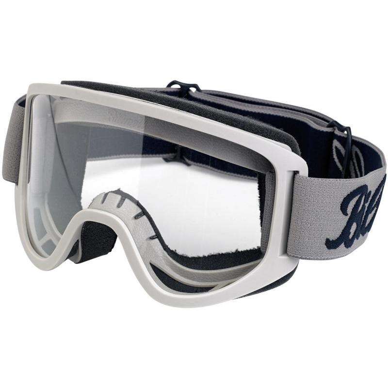 Masque Biltwell Moto 2.0 gris