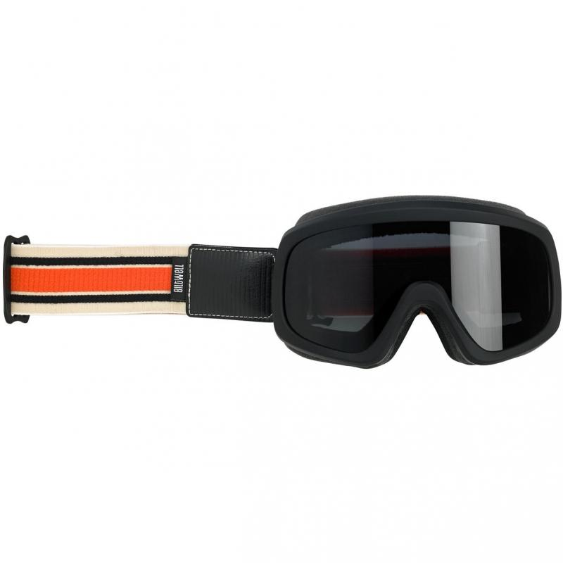 Masque Biltwell Overland 2.0 Racer noir/orange