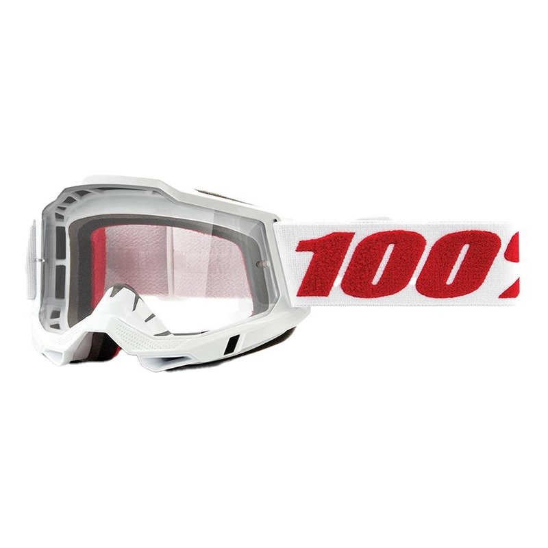 Masque cross 100% Accuri 2 Denver écran incolore