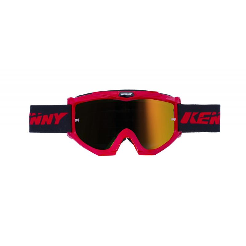 Masque cross Kenny Track + rouge
