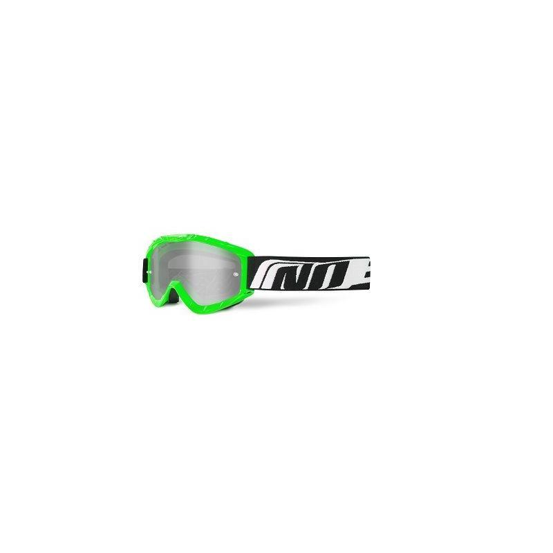 Masque cross Noend 3.6 Series vert