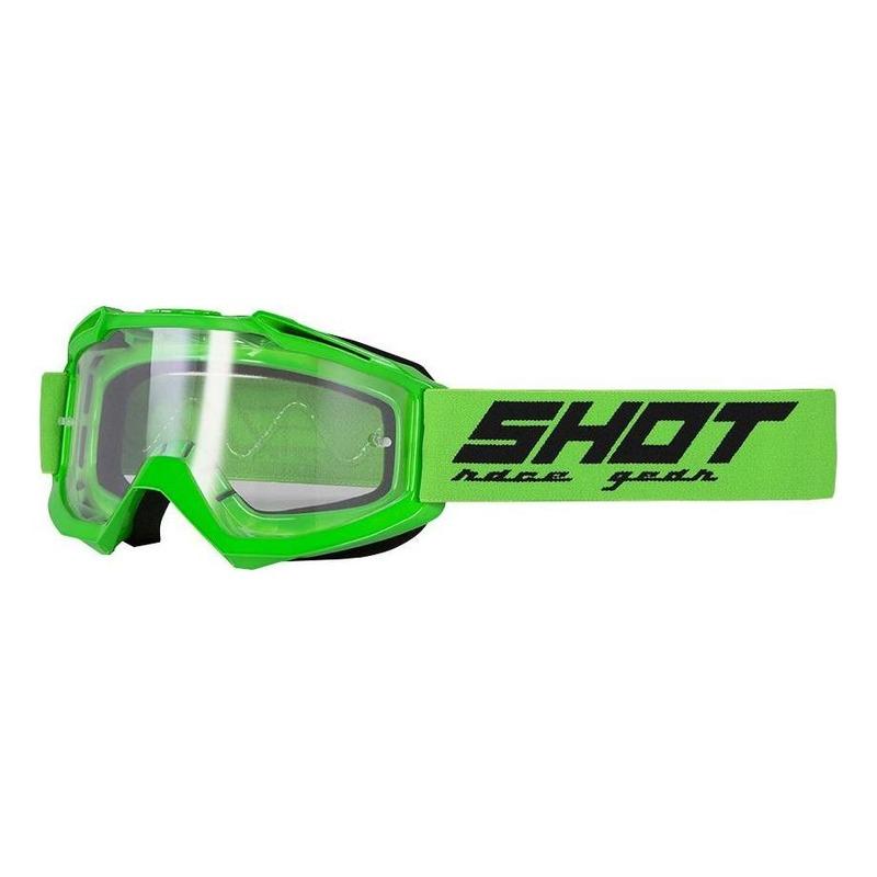 Masque cross Shot Assault vert