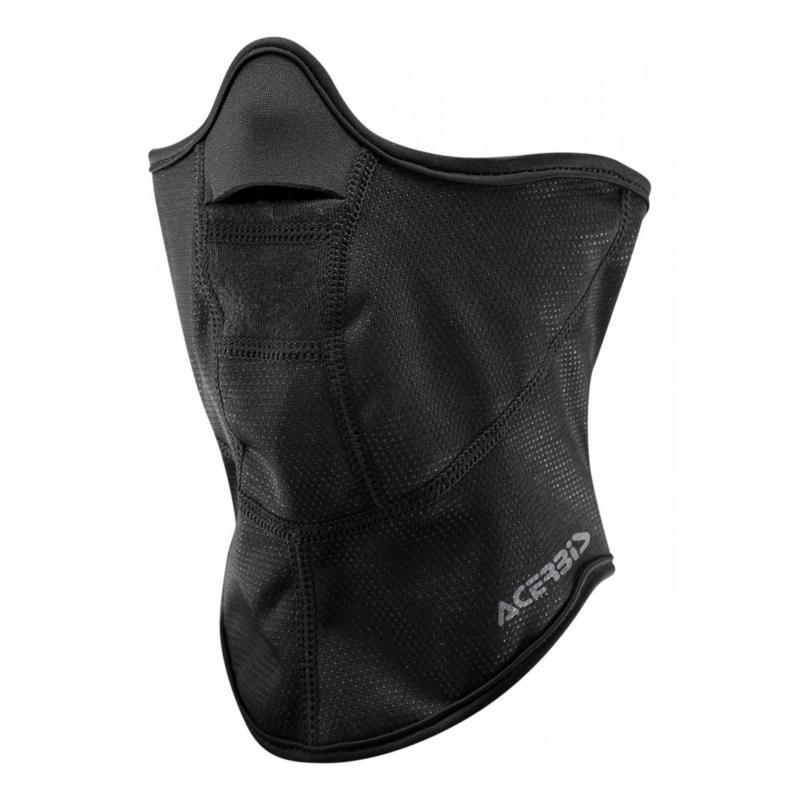 Masque de protection Acerbis Regaby noir