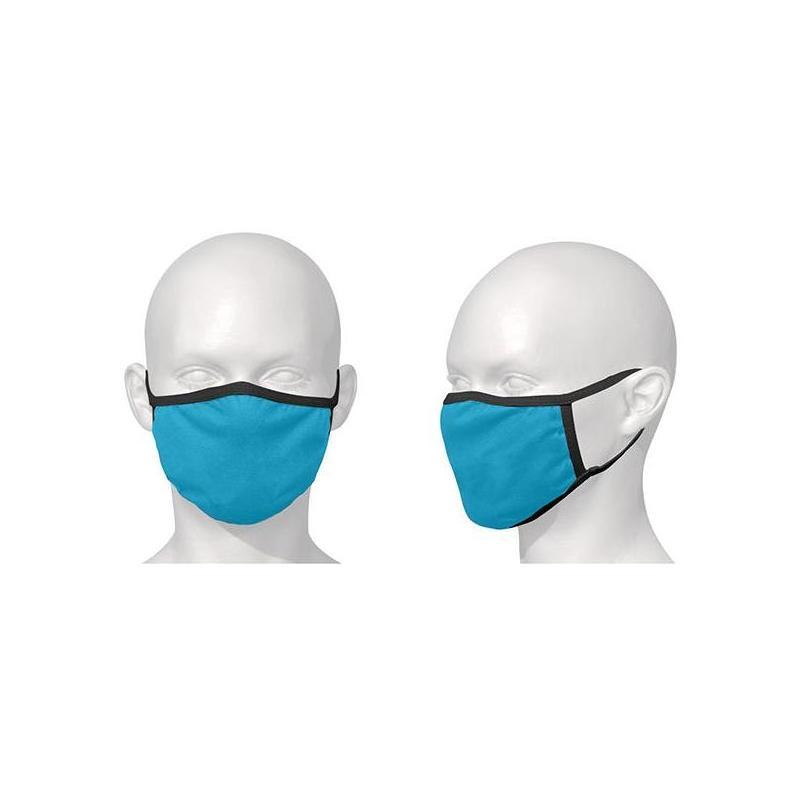 Masque de protection enfant S-Line bleu