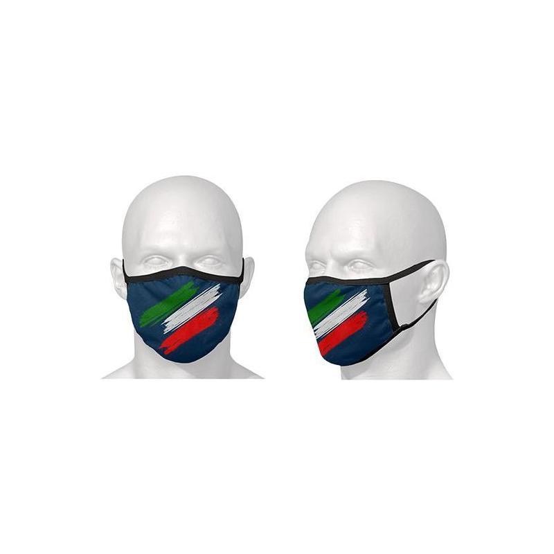 Masque de protection S-Line drapeau italien