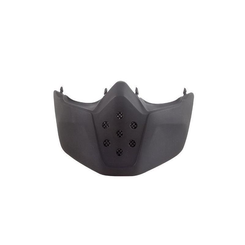 Masque Shark Raw noir