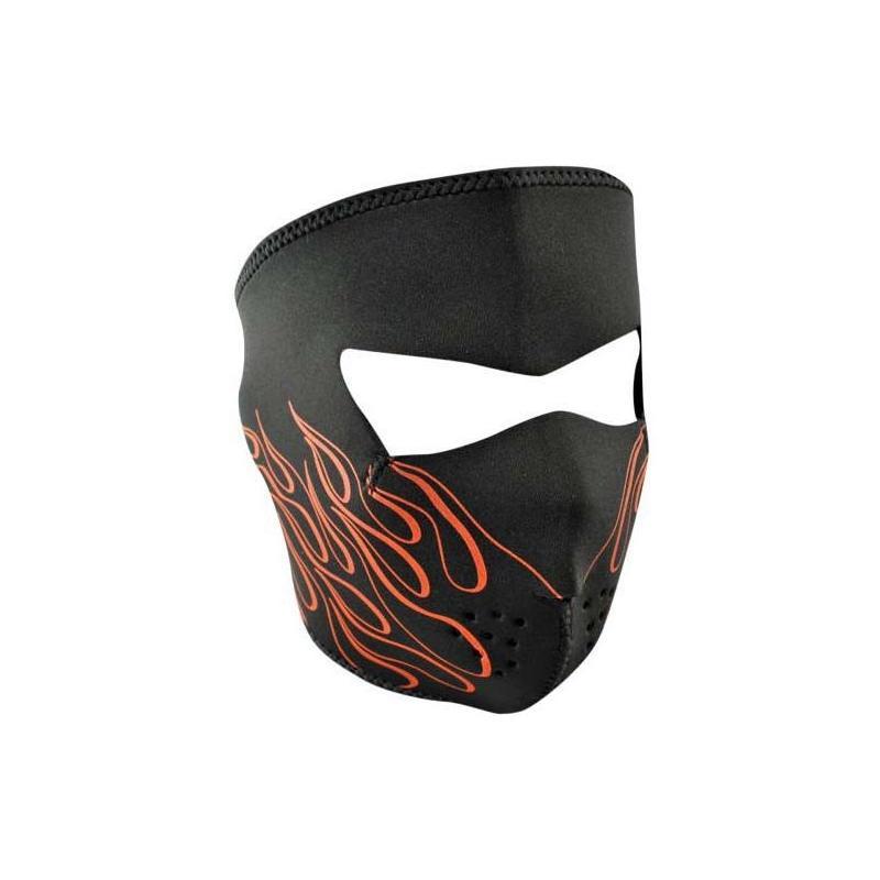Masque Zan Headgear flame orange