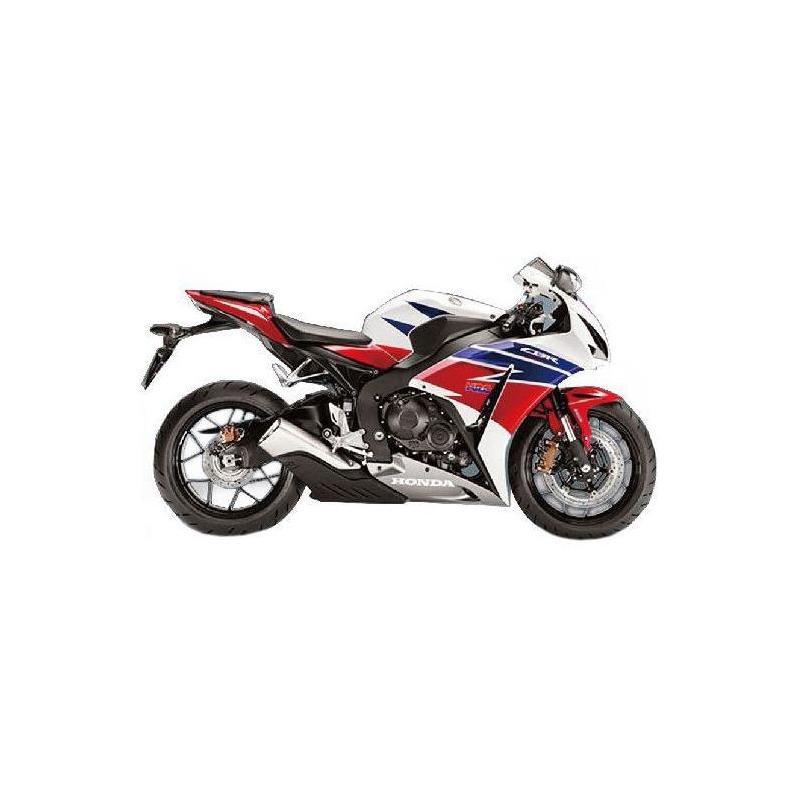 Miniature Honda CBR 1000RR 2015 1:12 NewRay bleu/blanc/rouge
