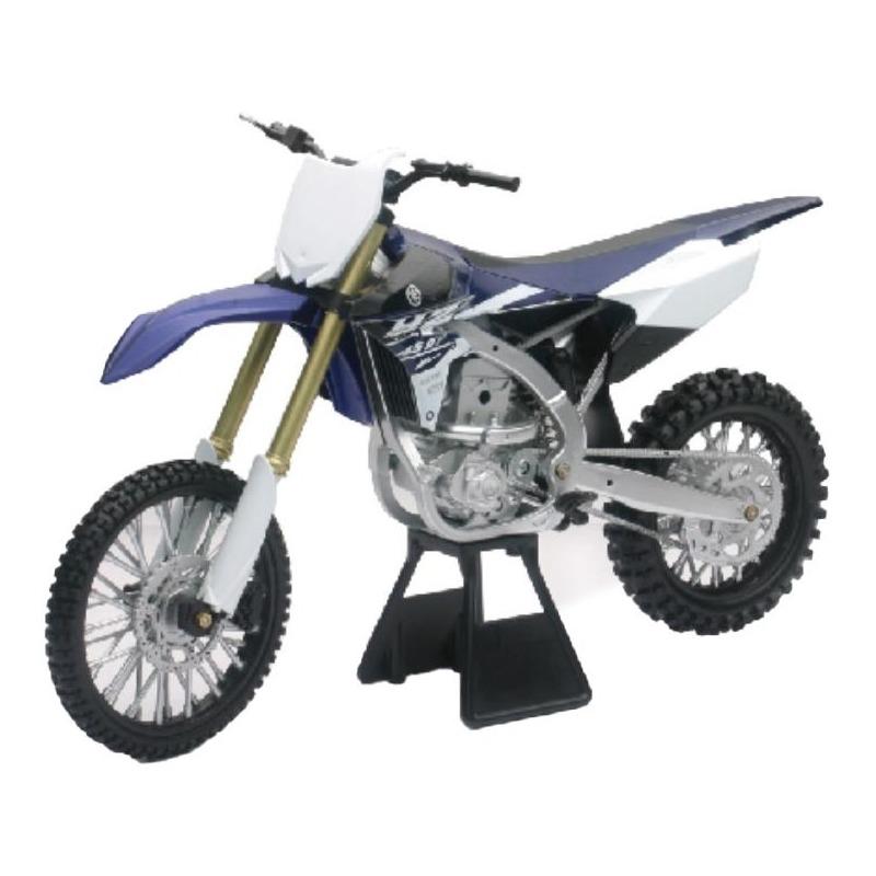 Moto miniature New Ray Yamaha 450 YZF 2017 1/6°