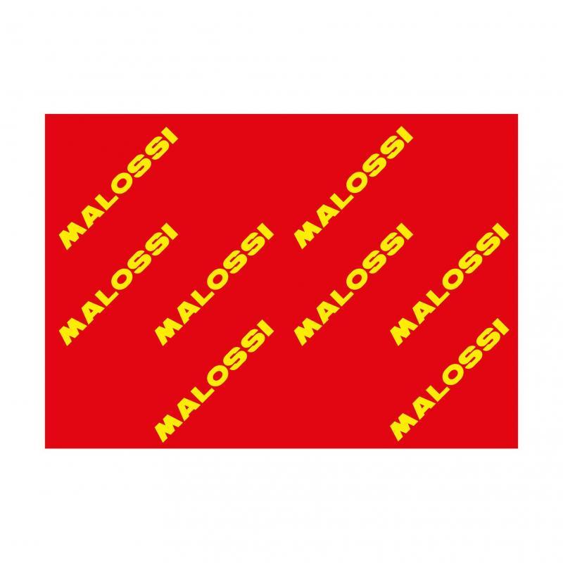 Mousse de filtre à air à découper Malossi Red Sponge 20x30