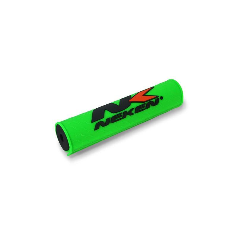 Mousse de guidon Neken vert fluo
