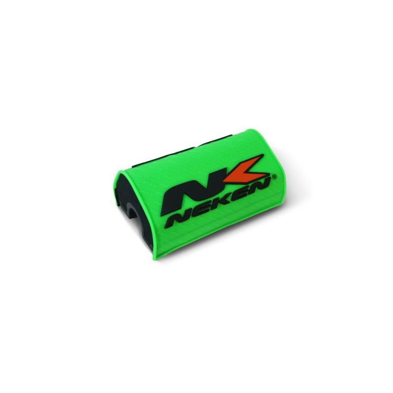Mousse de guidon sans barre Neken vert fluo
