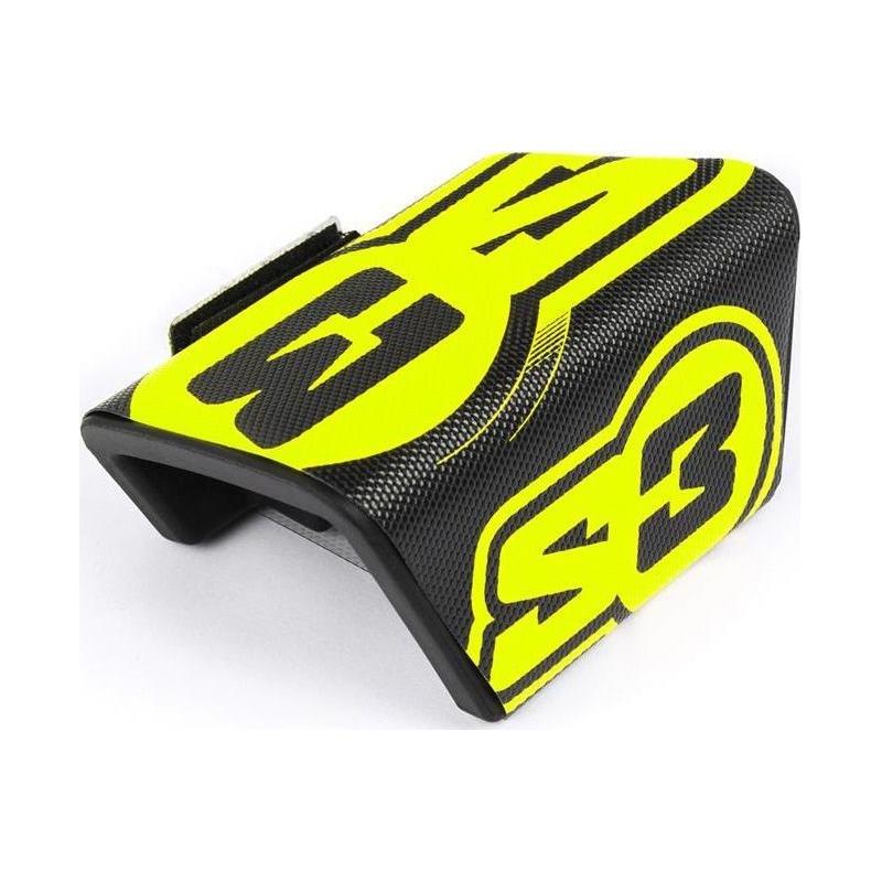 Mousse de guidon trial S3 Protec jaune / noir