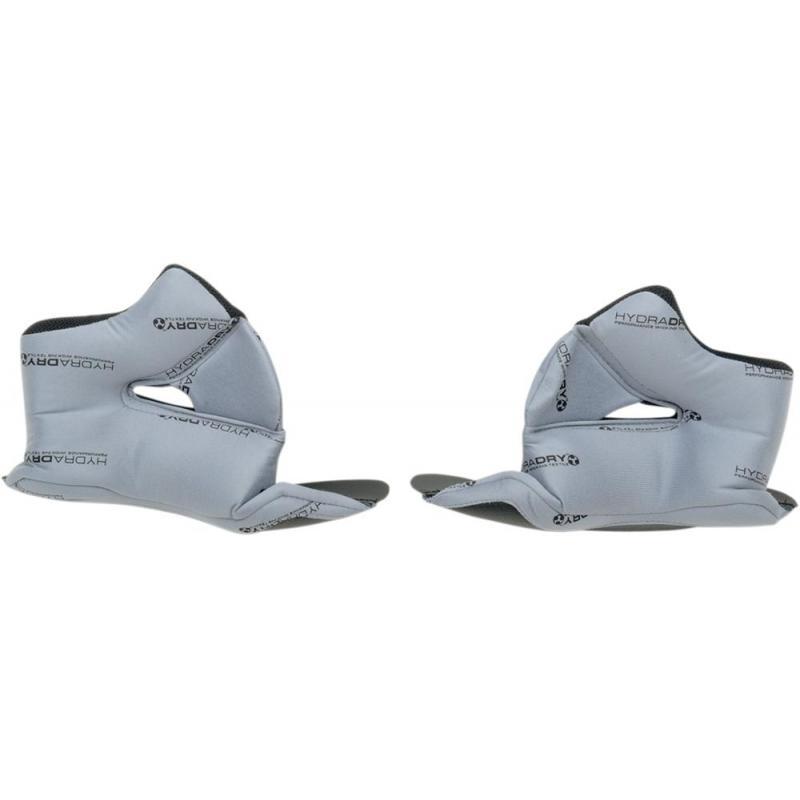 Mousses de joues Icon Airmada gris clair