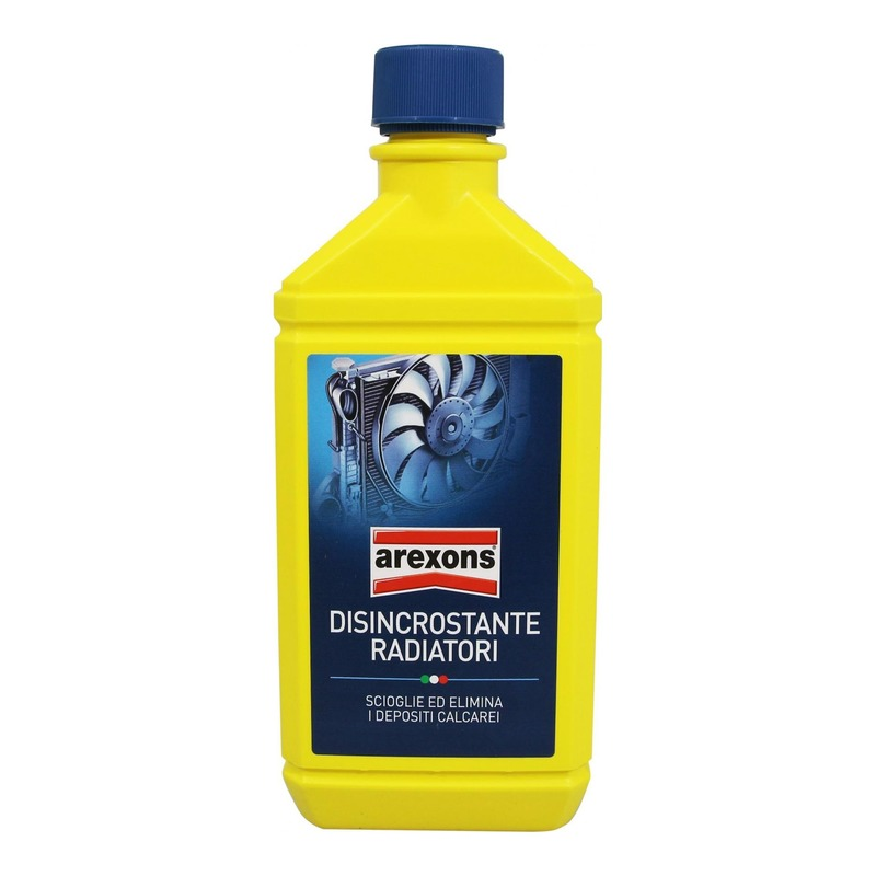 Nettoyant détartrant pour radiateur Arexons 500ml