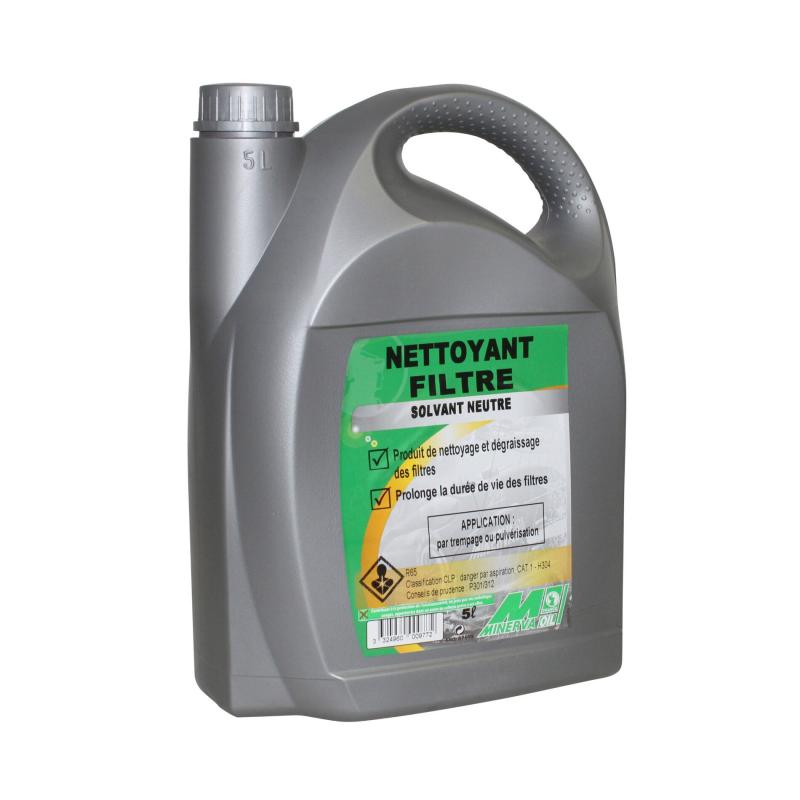 Nettoyant filtre Minerva moto 5l