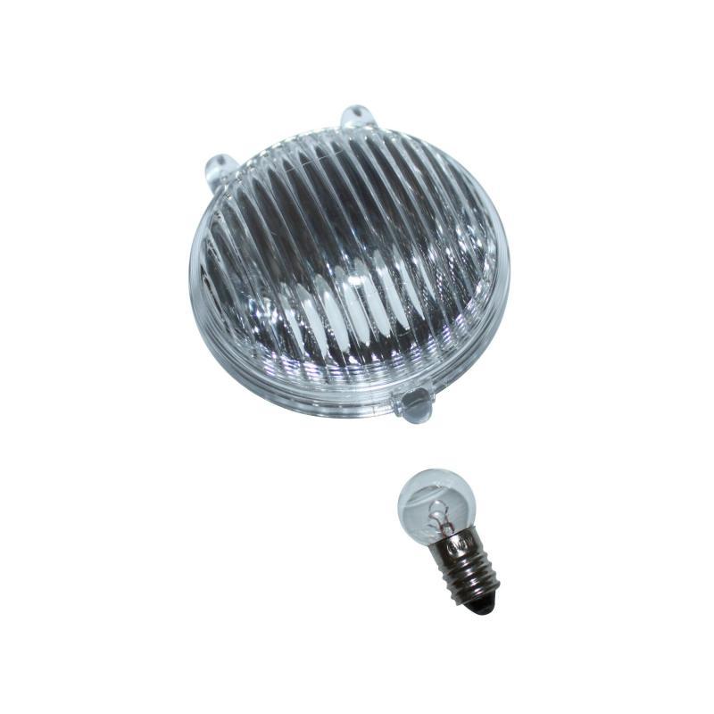Optique de phare Solex 330 à 2200