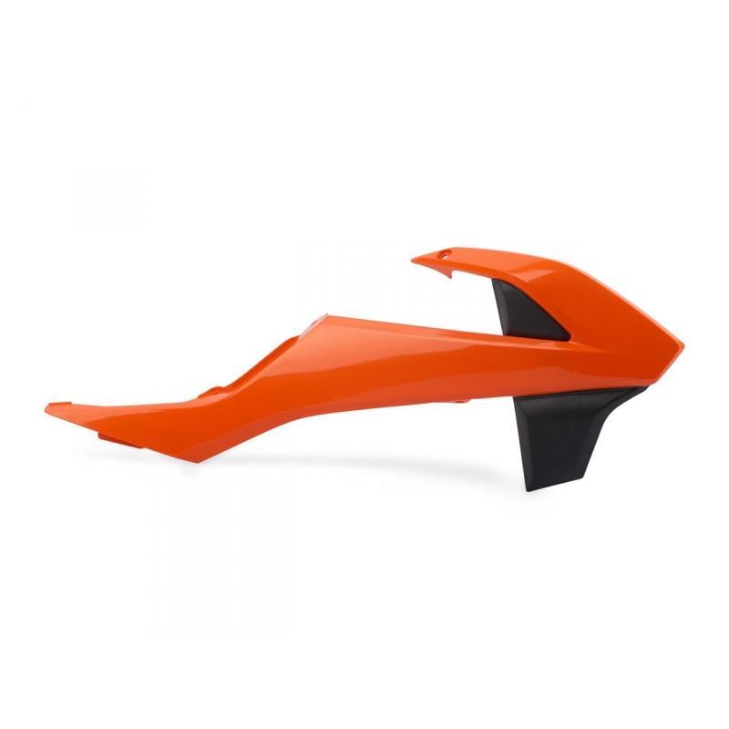 Ouïes de radiateur Polisport KTM 65 SX 16-21 (orange origine 16)