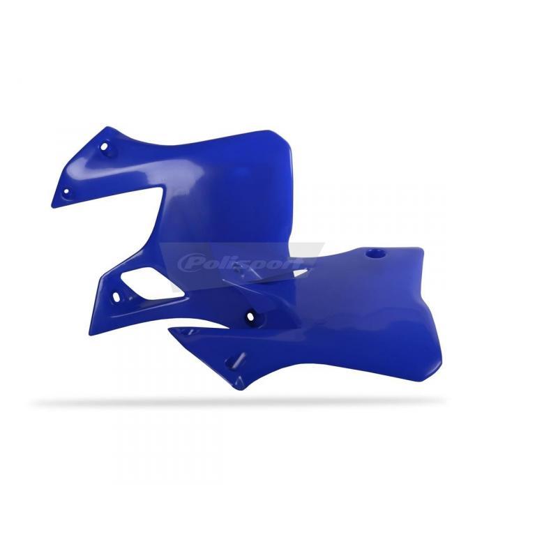 Ouïes de radiateur Polisport Yamaha 250 YZ 99-01 bleu