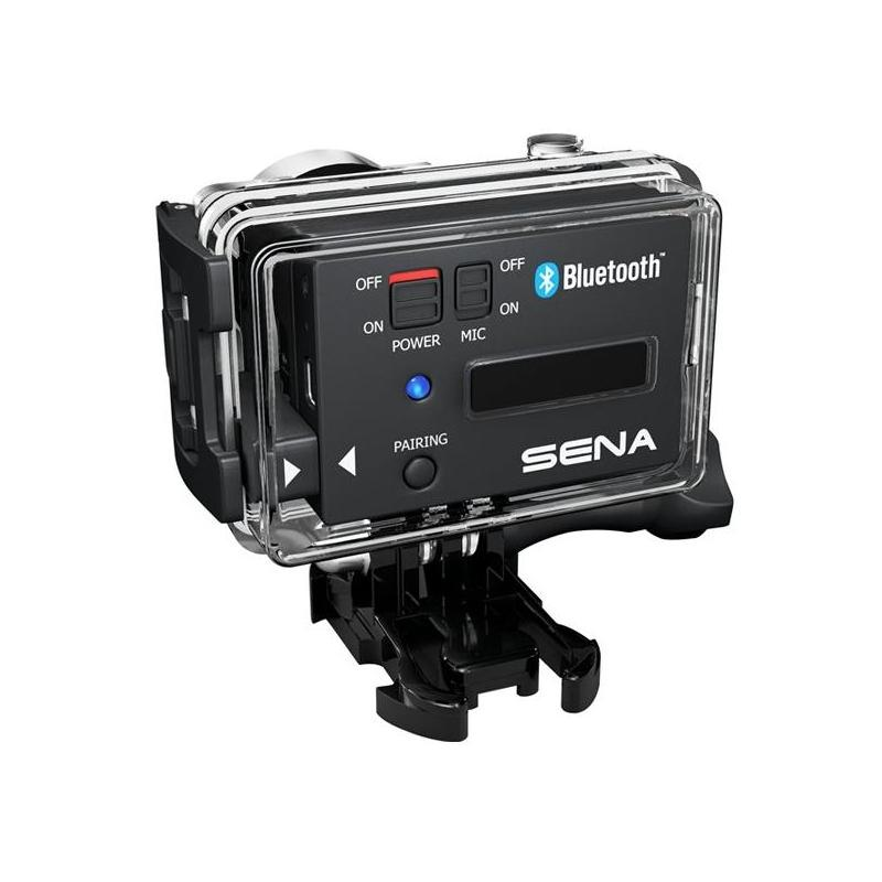 Pack audio Bluetooth Sena pour GoPro sans boîtier étanche