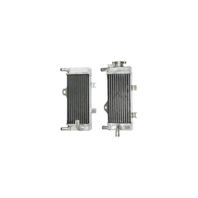 Paire de radiateurs Psychic Honda CRF 250R 10-13