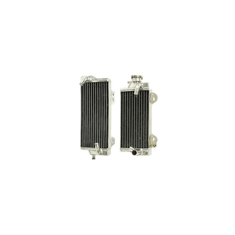 Paire de radiateurs Psychic Suzuki 450 RM-X 2010