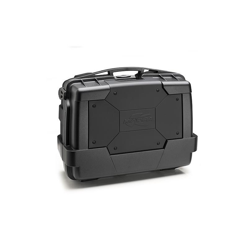 Paire de valises Kappa Black Line Garda Monokey KGR33NPACK2 33 Litres noir