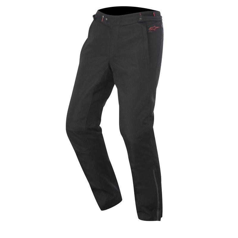 Pantalon Alpinestars PROTEAN DRYSTAR noir/rouge
