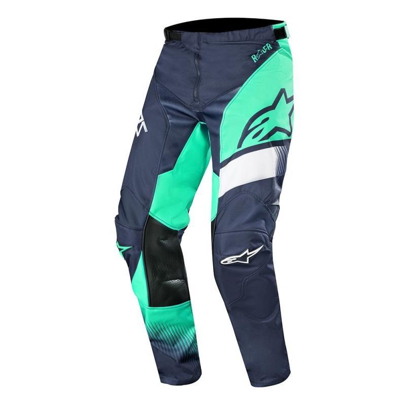 Pantalon cross Alpinestars Supermatic dark navy/teal/white
