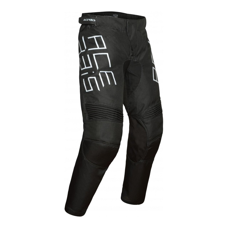 Pantalon cross enfant Acerbis MX Track kid noir
