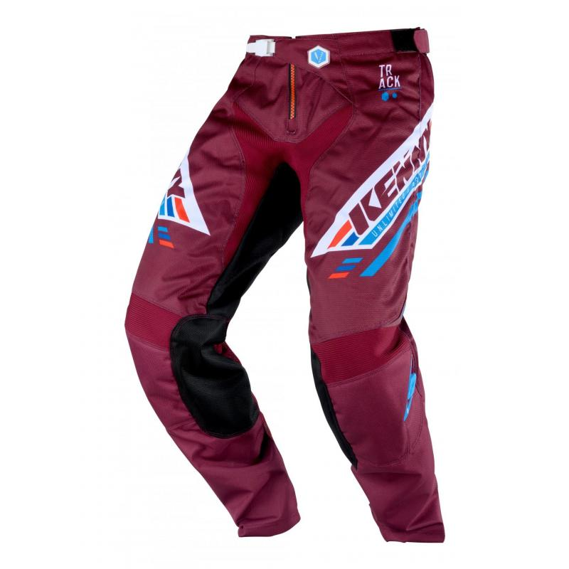 Pantalon cross Kenny Track Victory bordeaux