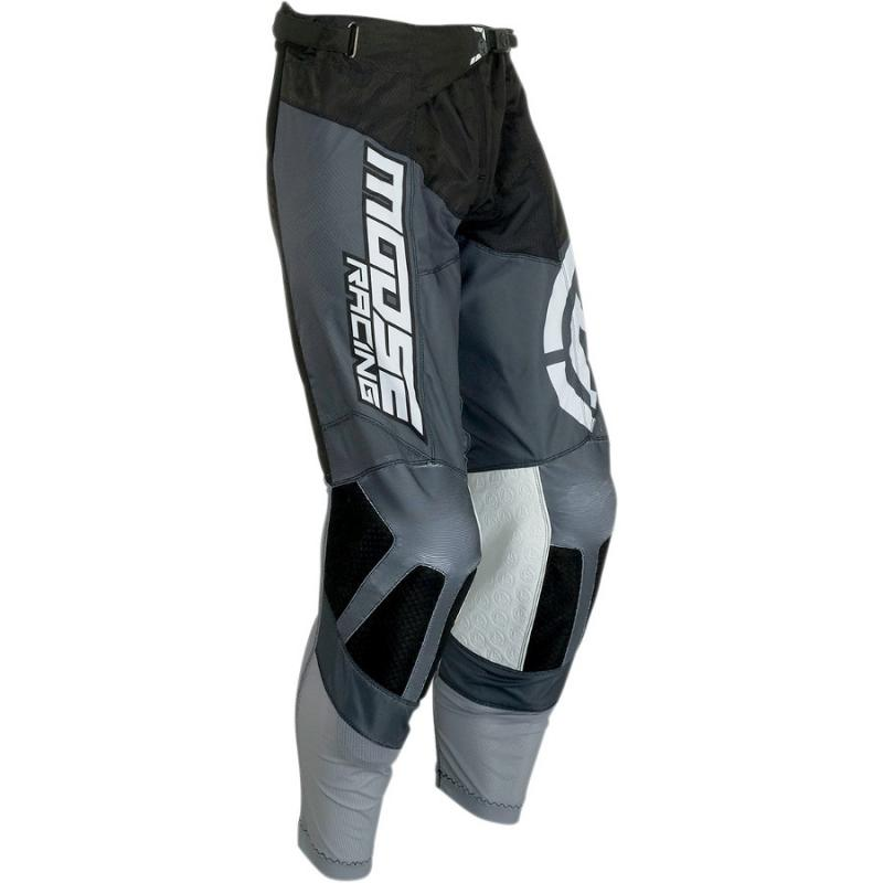 Pantalon cross Moose Racing M1 gris/noir