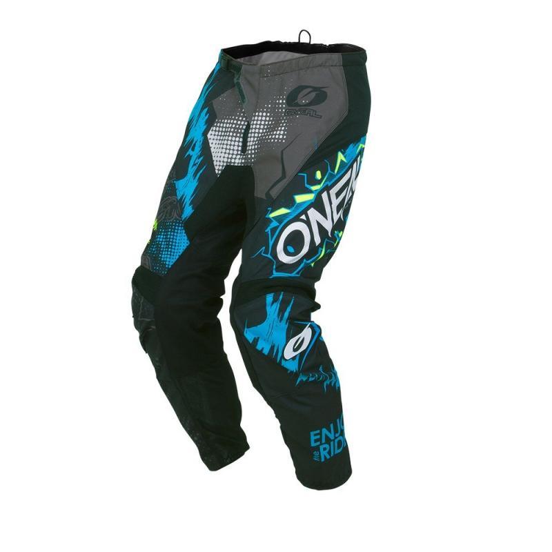 Pantalon cross O'Neal Element Villain gris