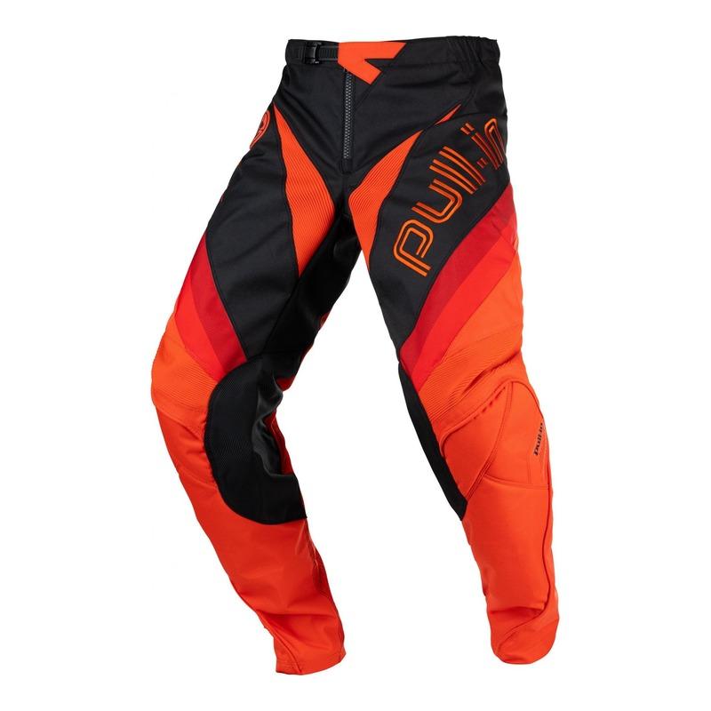 Pantalon cross Pull-in Challenger Master orange