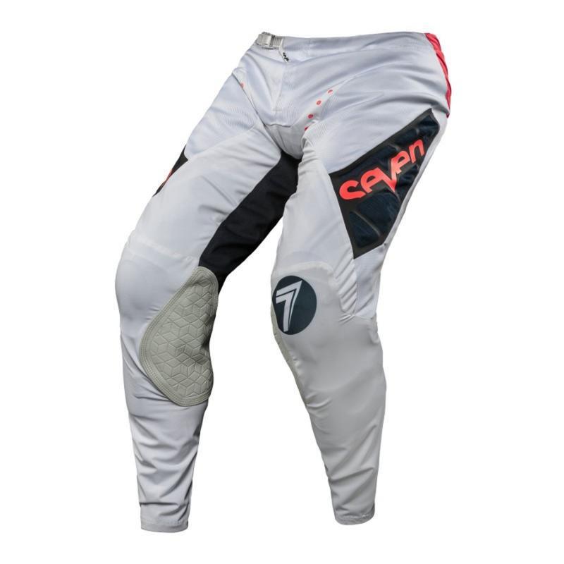 Pantalon cross Seven Zero Odyssey blanc
