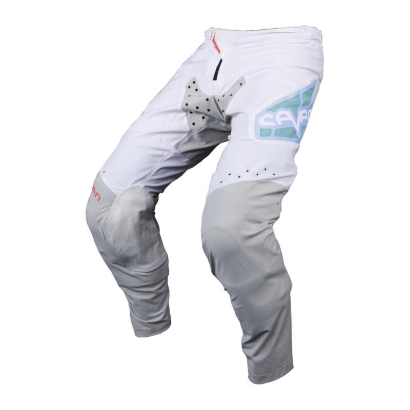 Pantalon cross Seven Zero Void blanc