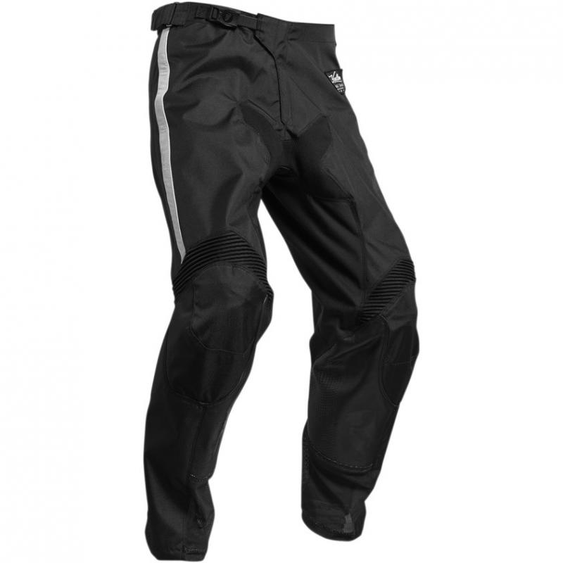 Pantalon cross Thor Hallman Legend noir