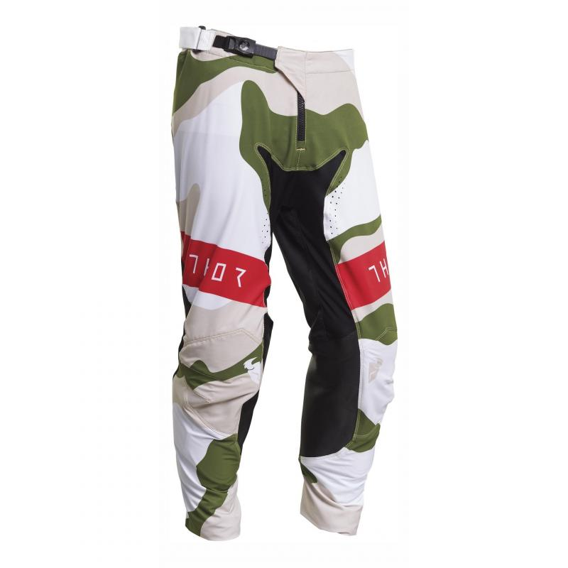 Pantalon cross Thor Prime Pro Baddy camo