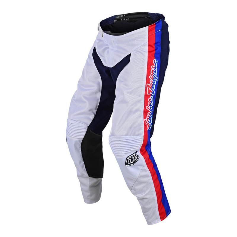 Pantalon cross Troy Lee Designs GP Air Premix 86 blanc