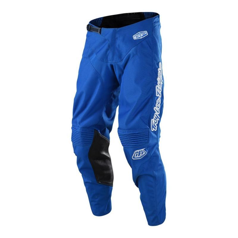 Pantalon cross Troy Lee Designs Gp Mono bleu