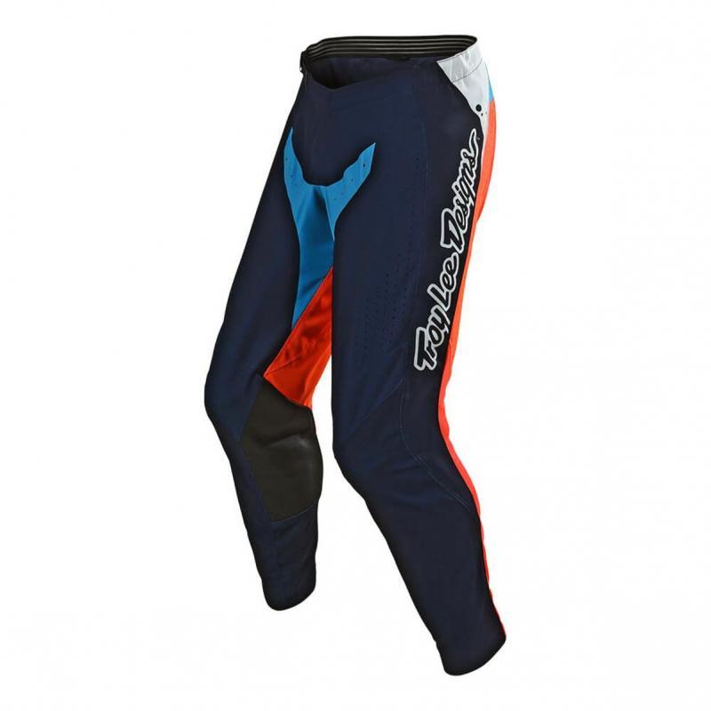 Pantalon cross Troy Lee Designs SE Pro Neptune navy/orange