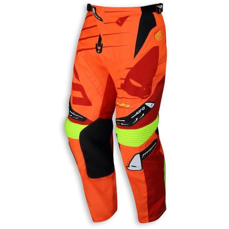Pantalon cross UFO Hydra orange