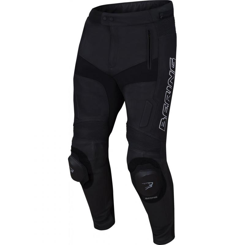 Pantalon cuir Bering Type-R noir