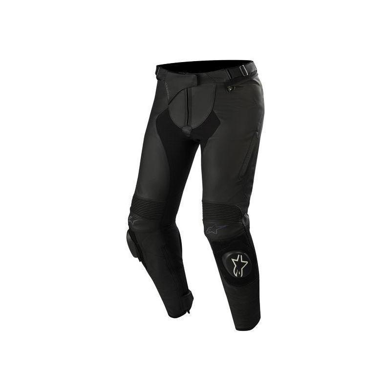 Pantalon cuir femme Alpinestars Stella Missile V2 noir