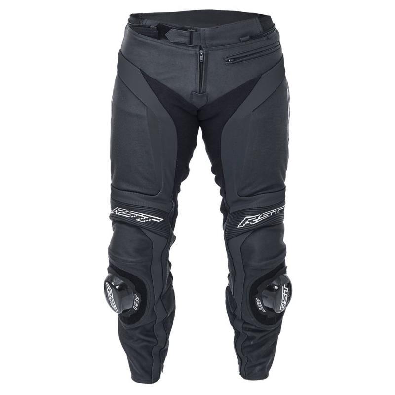 Pantalon cuir femme RST Blade II noir