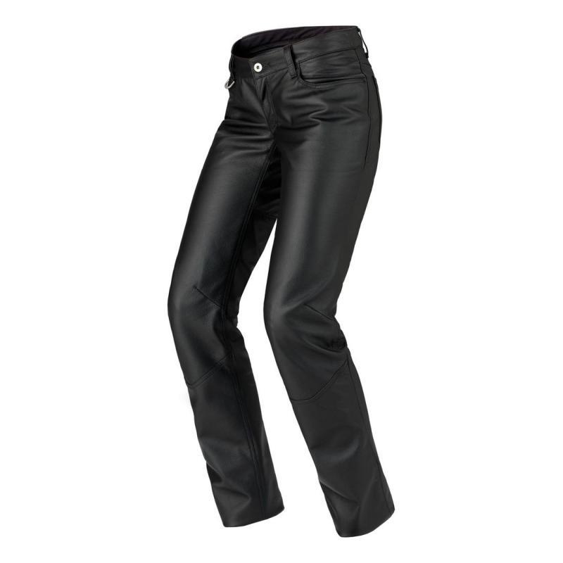 Pantalon cuir femme Spidi MAGIC LEATHER LADY noir