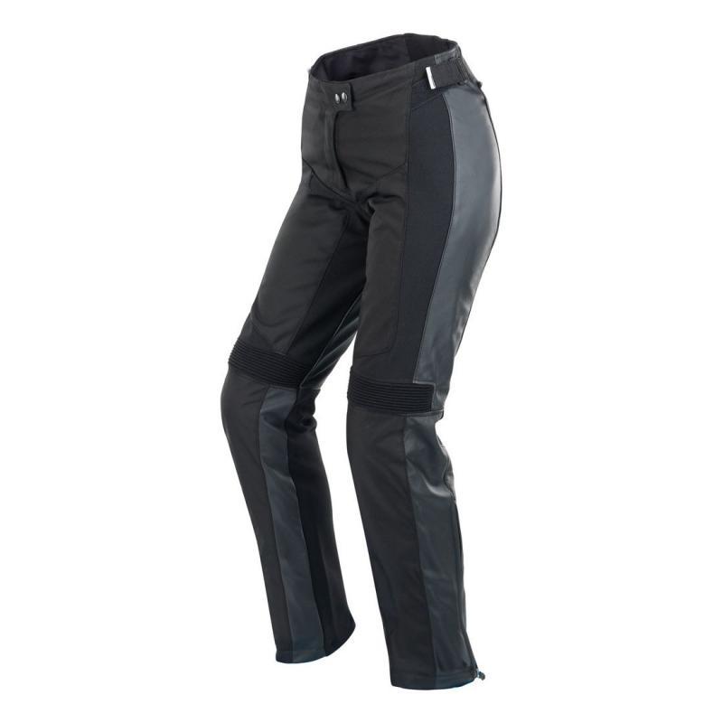Pantalon cuir femme Spidi TEKER LADY noir