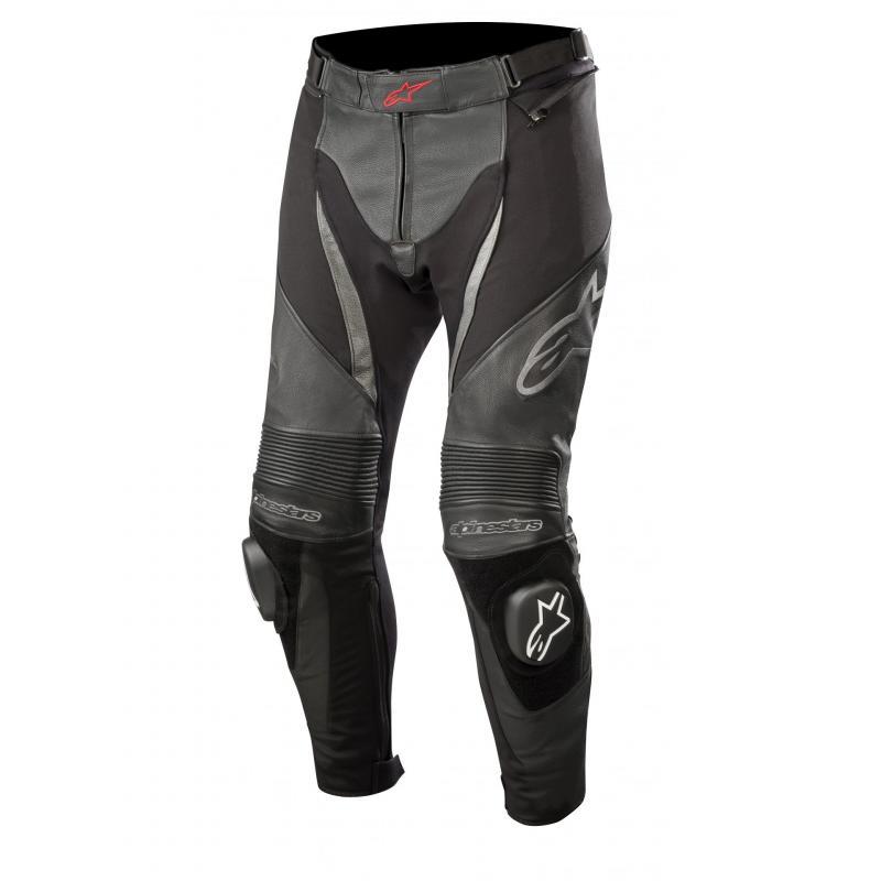 Pantalon cuir/textile Alpinestars SP X noir